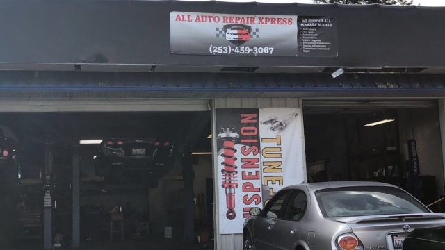 All Auto Repair Xpress- Reliable Transmission & Engine Repair