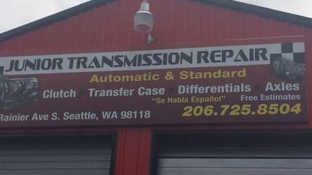 Junior Transmission Repair LLC