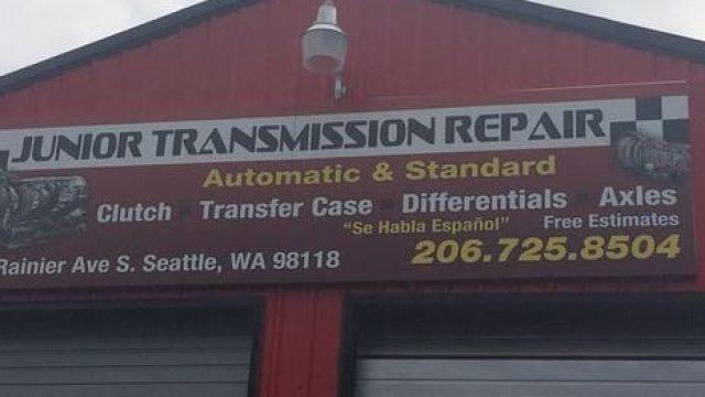 Junior Transmission Repair LLC
