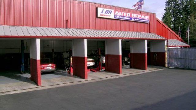 LBR Auto Repair