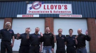 Lloyd's Automotive & Transmission