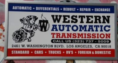 Western Automatic Transmission