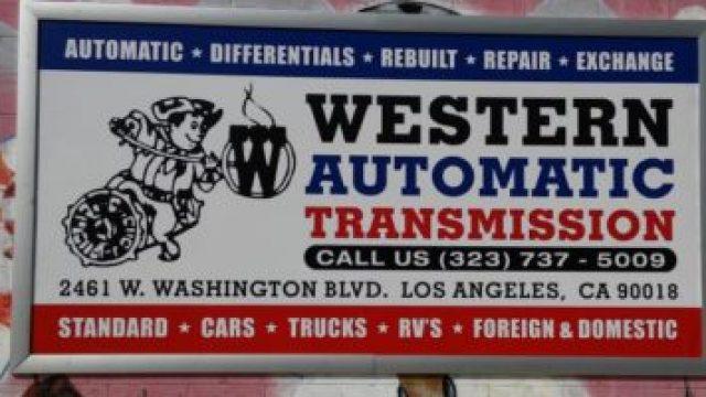 Western Automatic Transmission