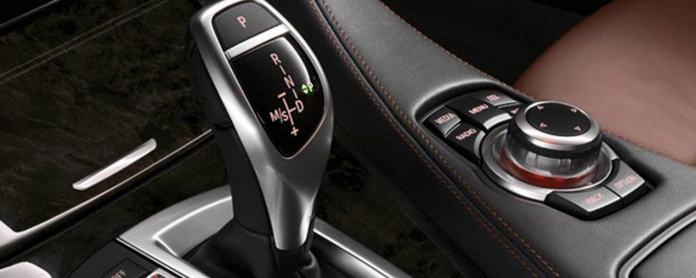 BMW Steptronic Transmission