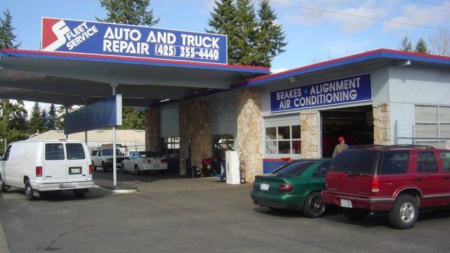 Fleet Service Auto Repair