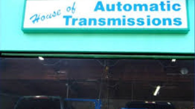 House of Automatic Transmissions